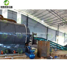Scrap Tyre to Oil Machine Equipment
